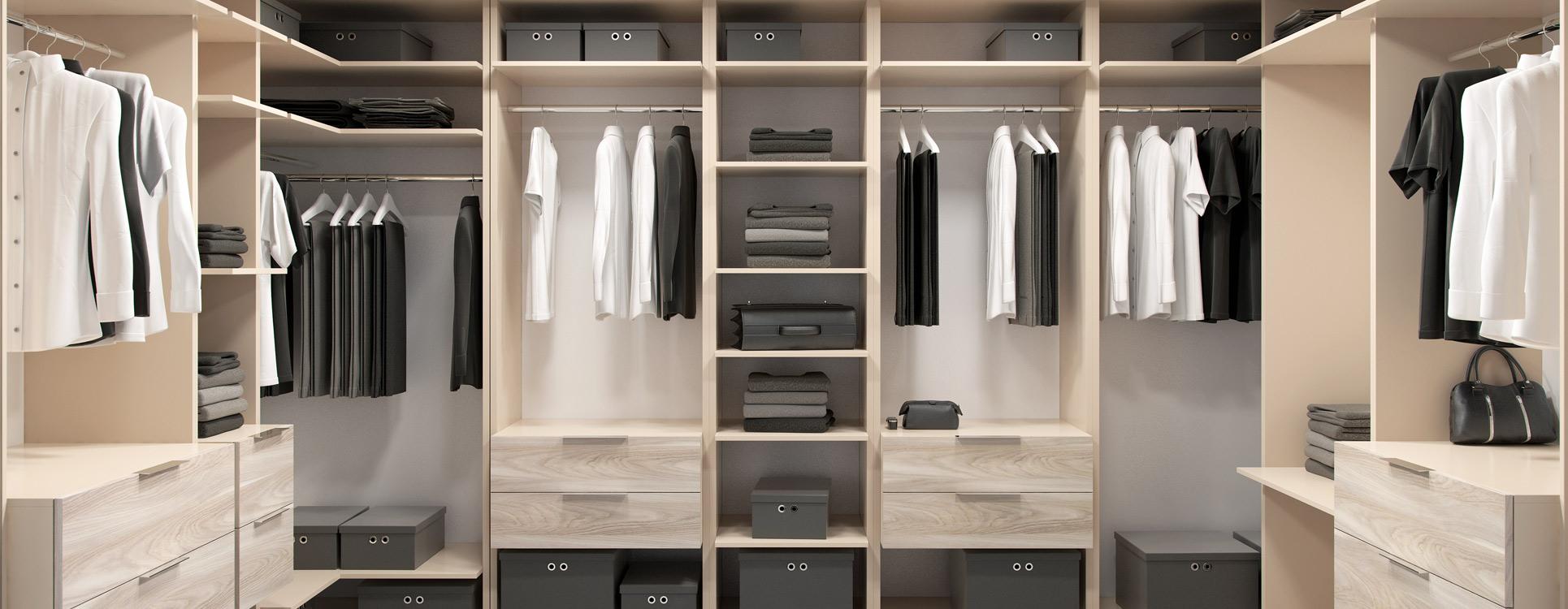 monter son dressing construire soimme son dressing modulaire un dressing pour votre garderobe. Black Bedroom Furniture Sets. Home Design Ideas